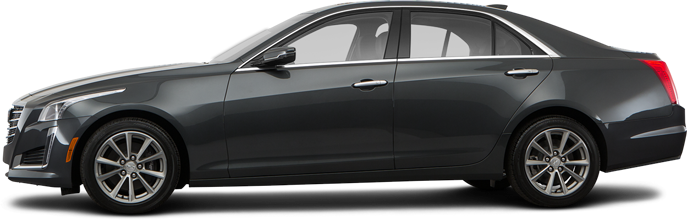 2017 CADILLAC CTS Sedan 3.6L Luxury