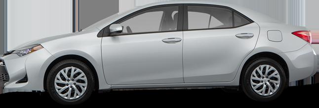 2017 Toyota Corolla Sedan LE (CVT)