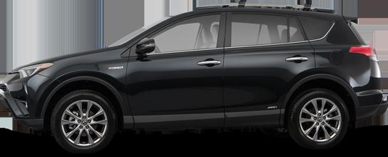 2017 Toyota RAV4 Hybrid SUV Limited