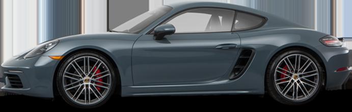 2017 Porsche 718 Boxster Convertible S