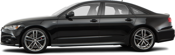 2017 Audi S6 Sedan 4.0T Premium Plus (S tronic)