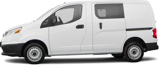 2017 Chevrolet City Express Van 1LT