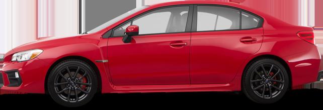 2018 Subaru WRX Sedan Premium (M6)
