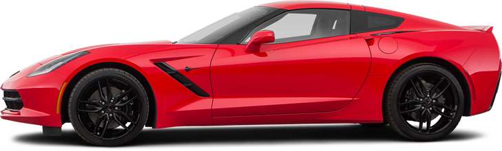 2017 Chevrolet Corvette Coupe Stingray Z51