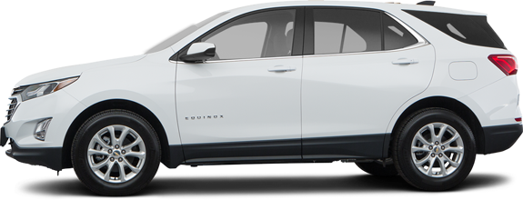 2018 Chevrolet Equinox SUV LT w/1LT