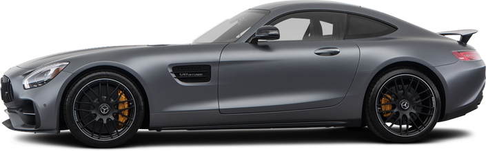 2018 Mercedes-Benz AMG GT Coupe S