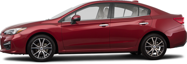 2018 Subaru Impreza Sedan 2.0i Limited