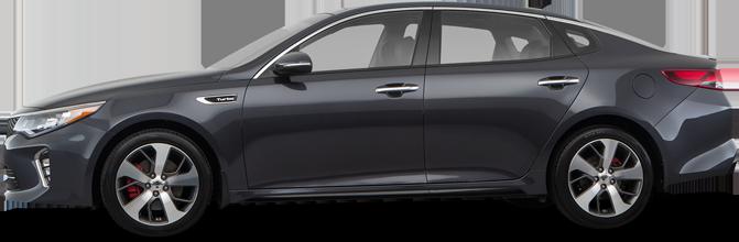 2018 Kia Optima Sedan SX Turbo
