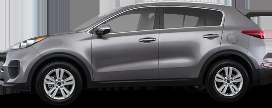 2018 Kia Sportage SUV LX