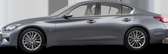 2018 INFINITI Q50 Sedan 3.0t LUXE