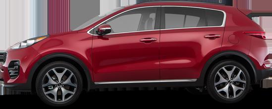 2018 Kia Sportage SUV SX Turbo