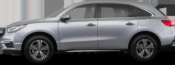 2018 Acura MDX SUV V6