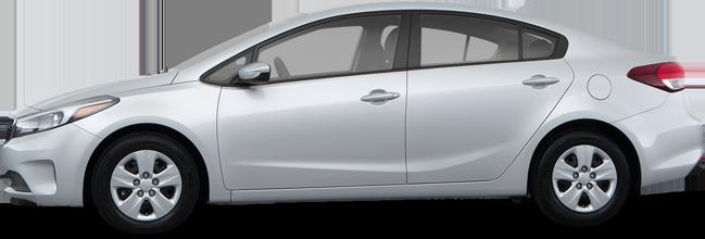 2018 Kia Forte Sedan LX
