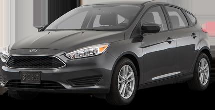 2018 Ford Focus Hatchback/Automatic/Cloth/Alloys/Rear Camera/38 MP