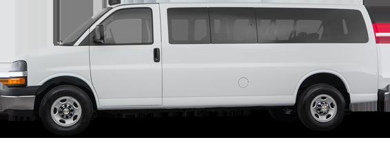 2018 Chevrolet Express 3500 Van LT