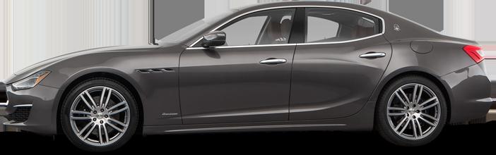 2018 Maserati Ghibli Sedan S GranLusso
