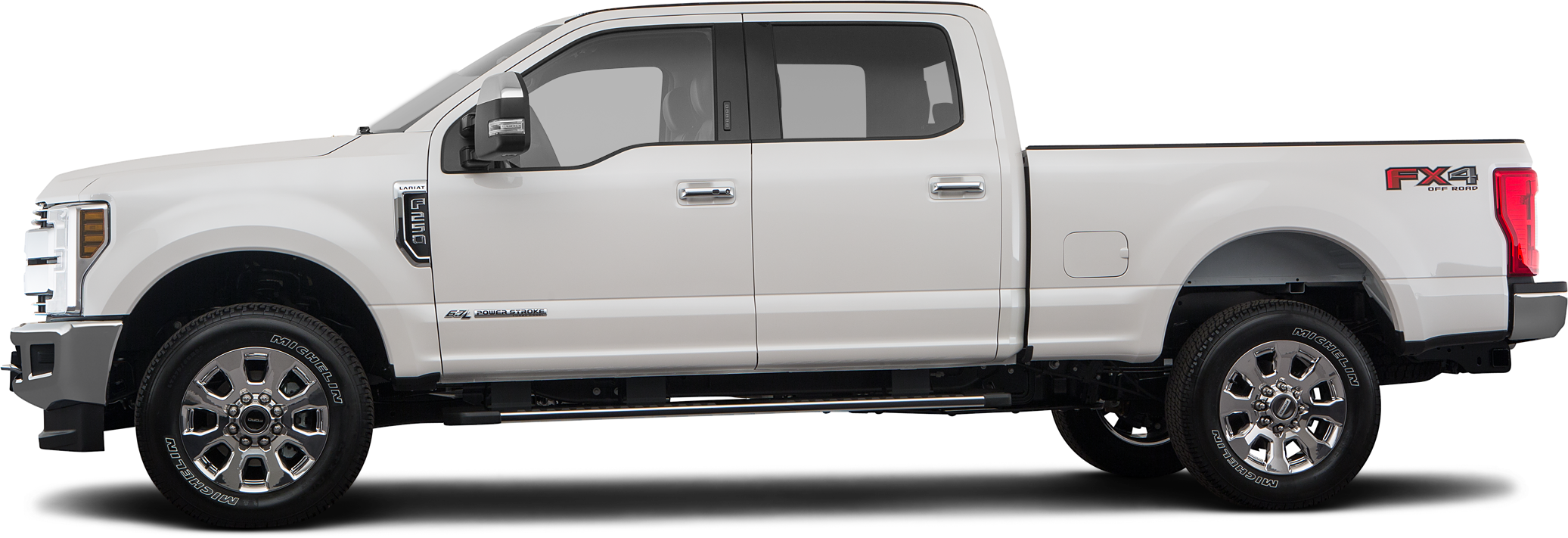 2018 Ford F-250 Truck Lariat