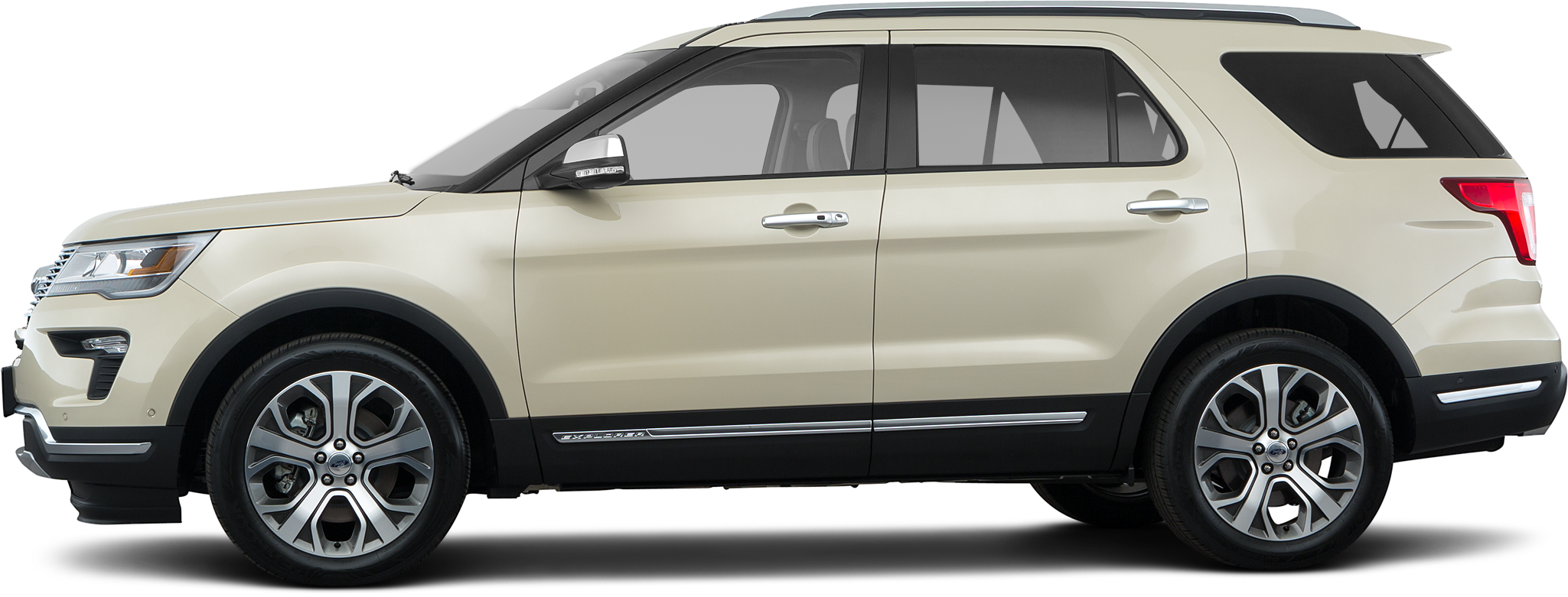 2018 Ford Explorer SUV Platinum