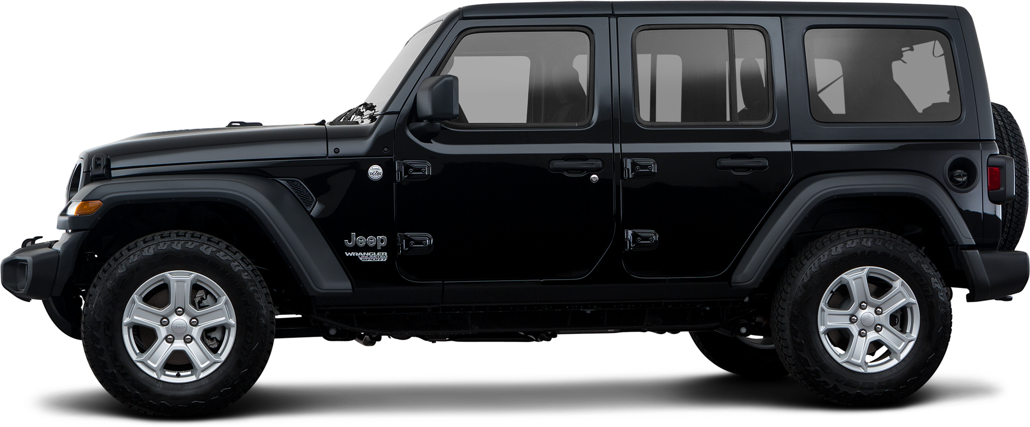 2018 Jeep All-New Wrangler SUV Unlimited Sport