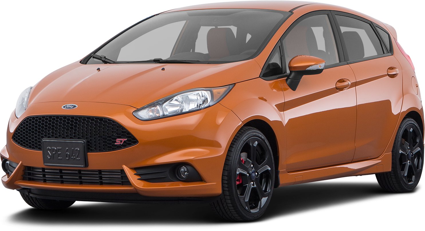 2015 Ford Fiesta Sedan