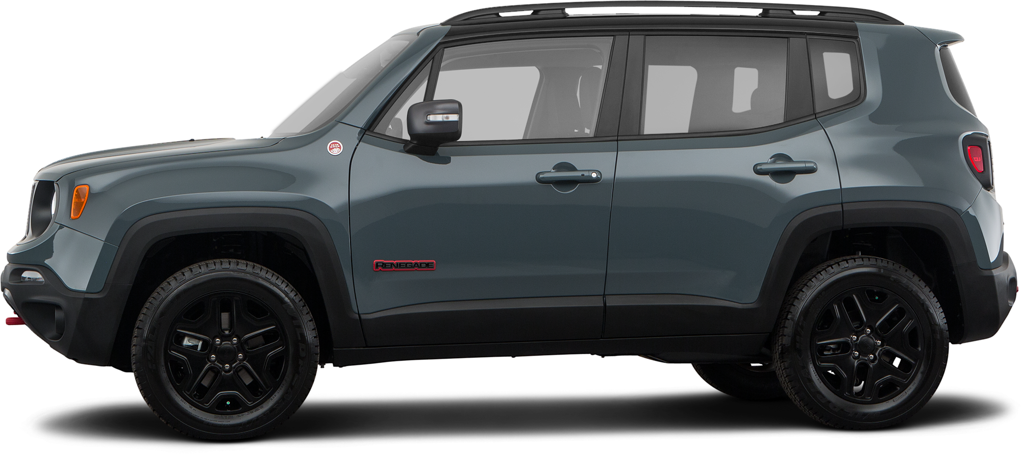 2018 Jeep Renegade SUV Trailhawk 4x4