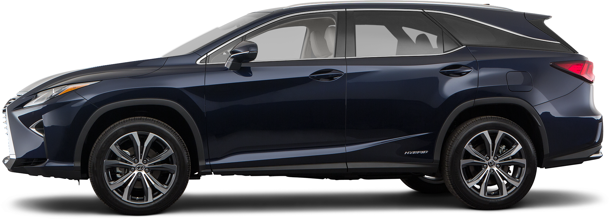 2018 Lexus RX 450hL SUV Luxury