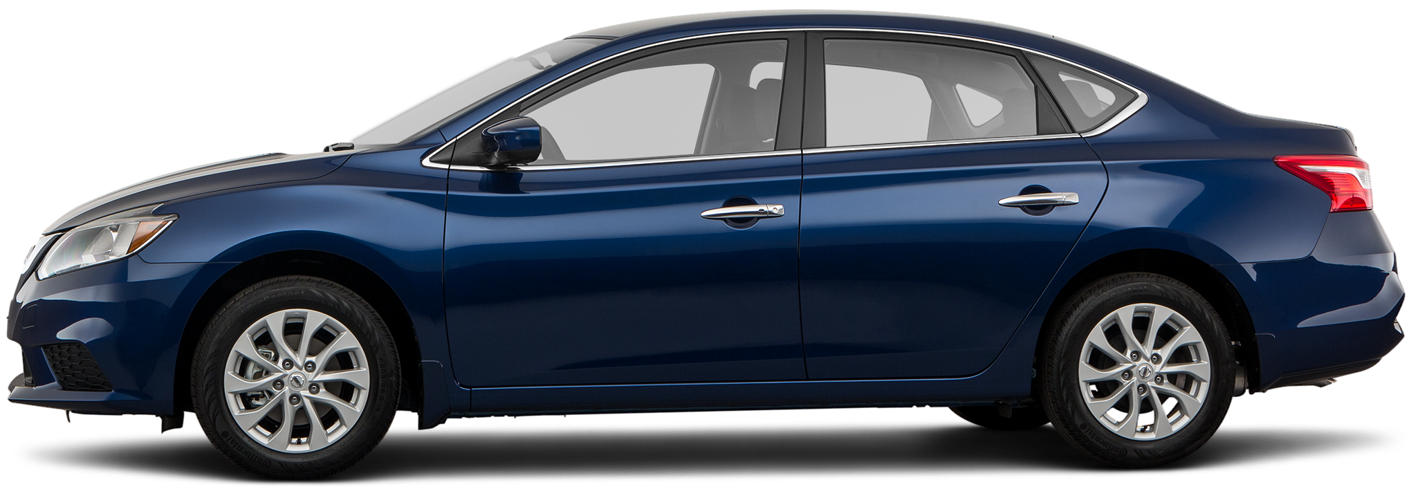 2019 Nissan Sentra Sedan 1.8 SV