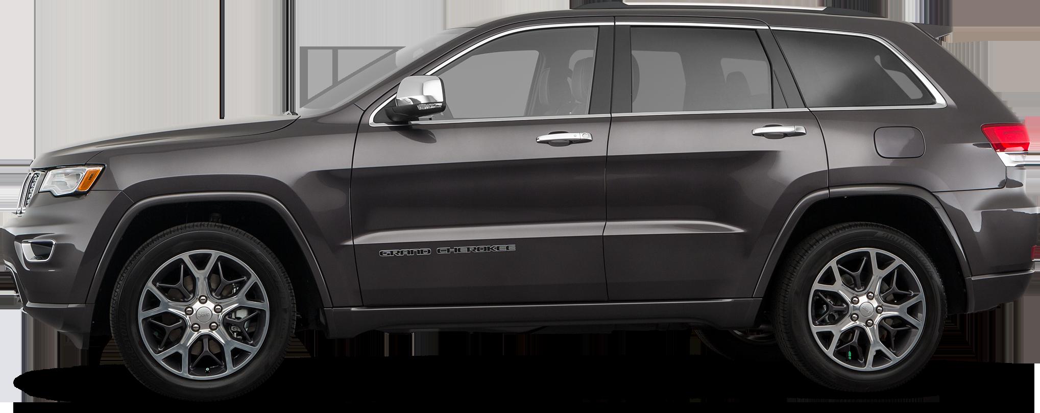 2019 Jeep Grand Cherokee SUV Overland 4x4