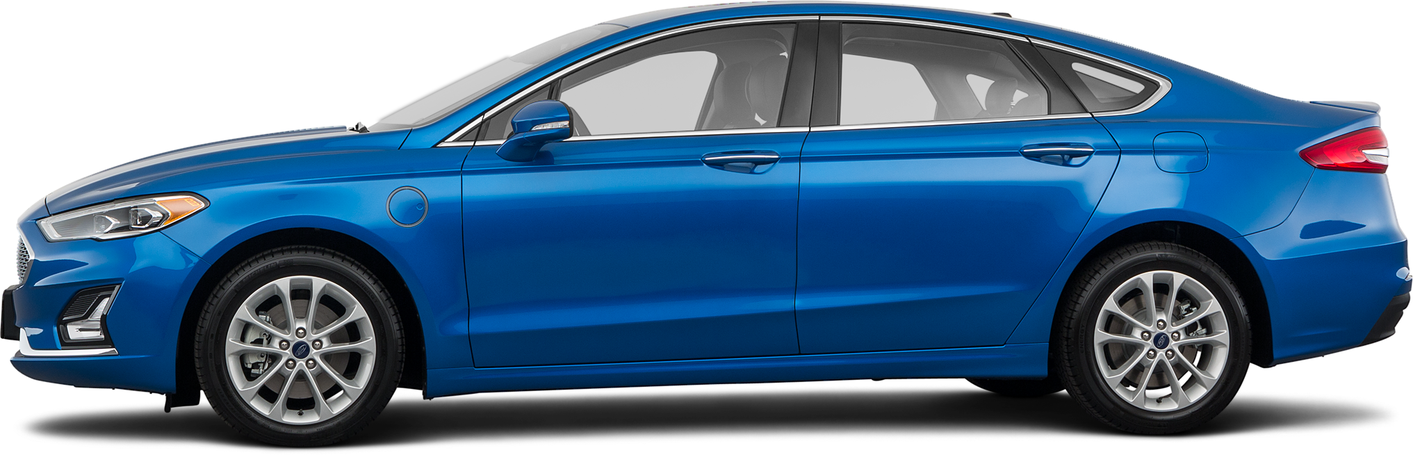 2019 Ford Fusion Energi Sedan Titanium