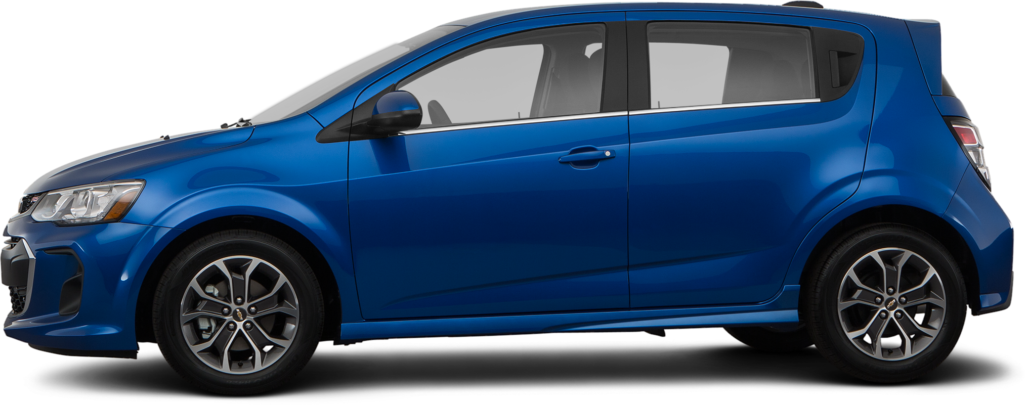 2019 Chevrolet Sonic Hatchback LT Auto w/1SD