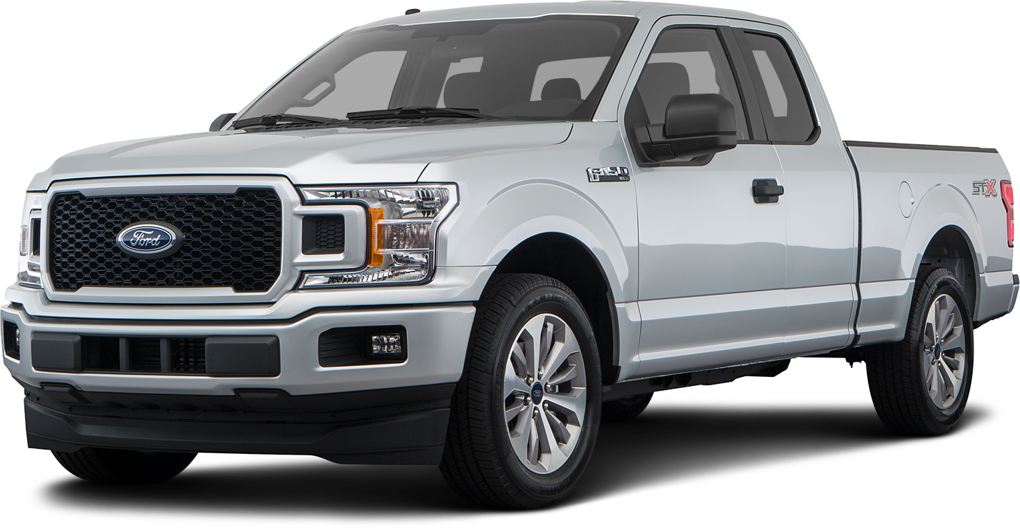 Ford F-150 XL with STX Package