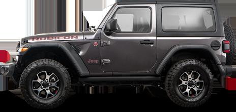 2019 Jeep All-New Wrangler SUV Rubicon 4x4