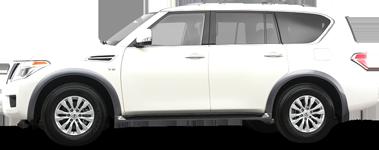 2019 Nissan Armada SUV SV