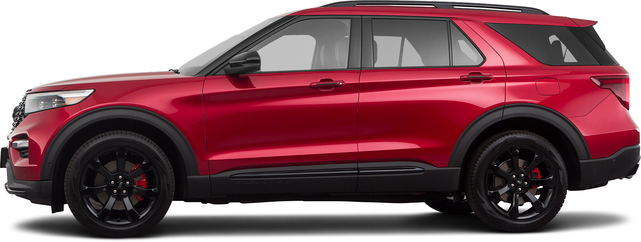 2020 Ford Explorer SUV ST