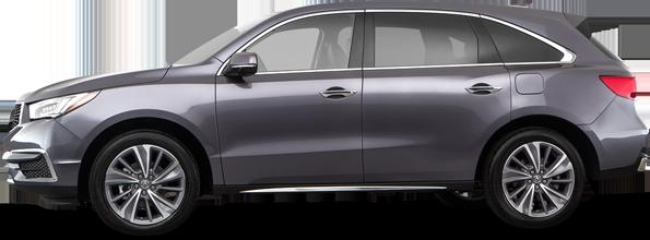 2020 Acura MDX SUV Tech