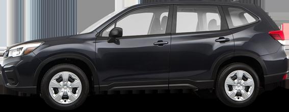2020 Subaru Forester SUV standard model