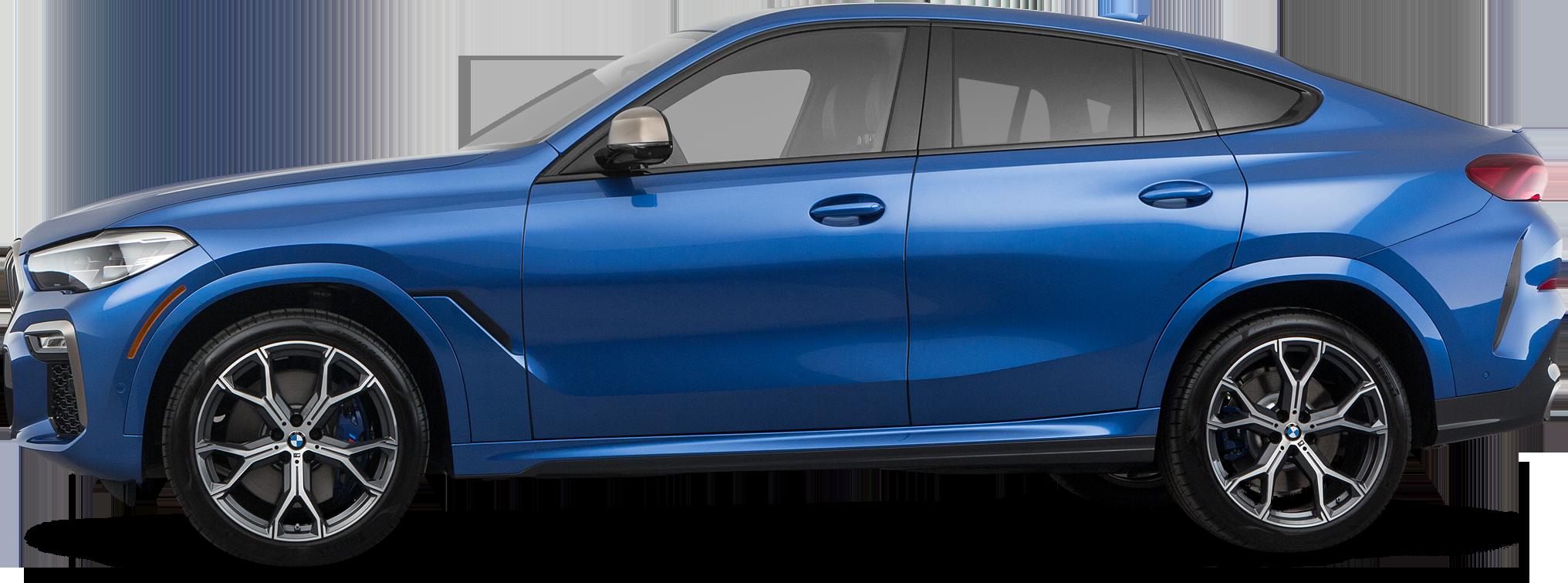 2020 BMW X6 Sports Activity Coupe M50i