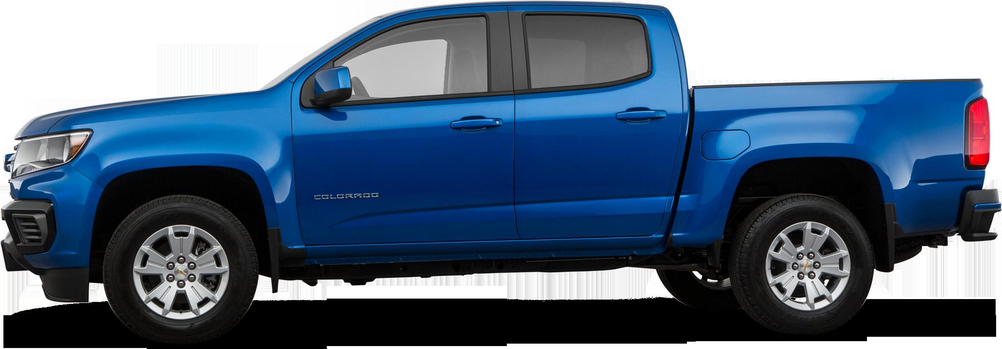 2021 Chevrolet Colorado Truck LT