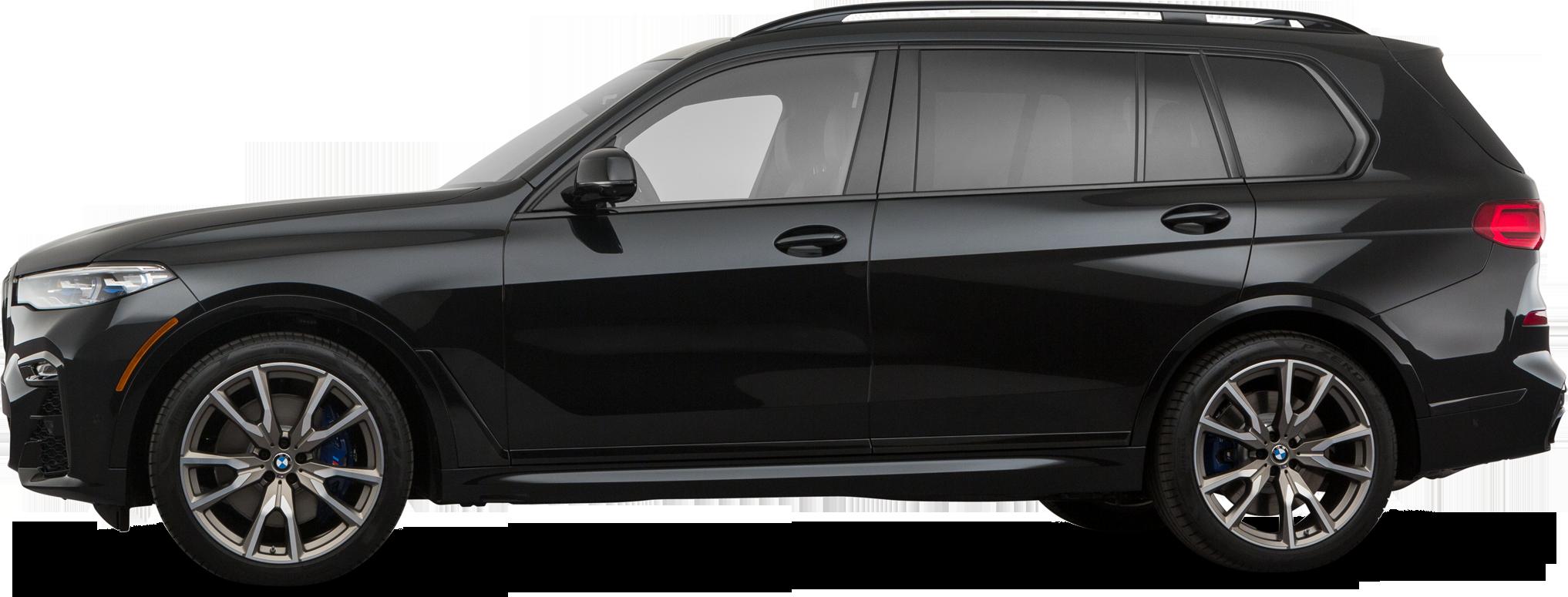 2021 BMW X7 SUV M50i
