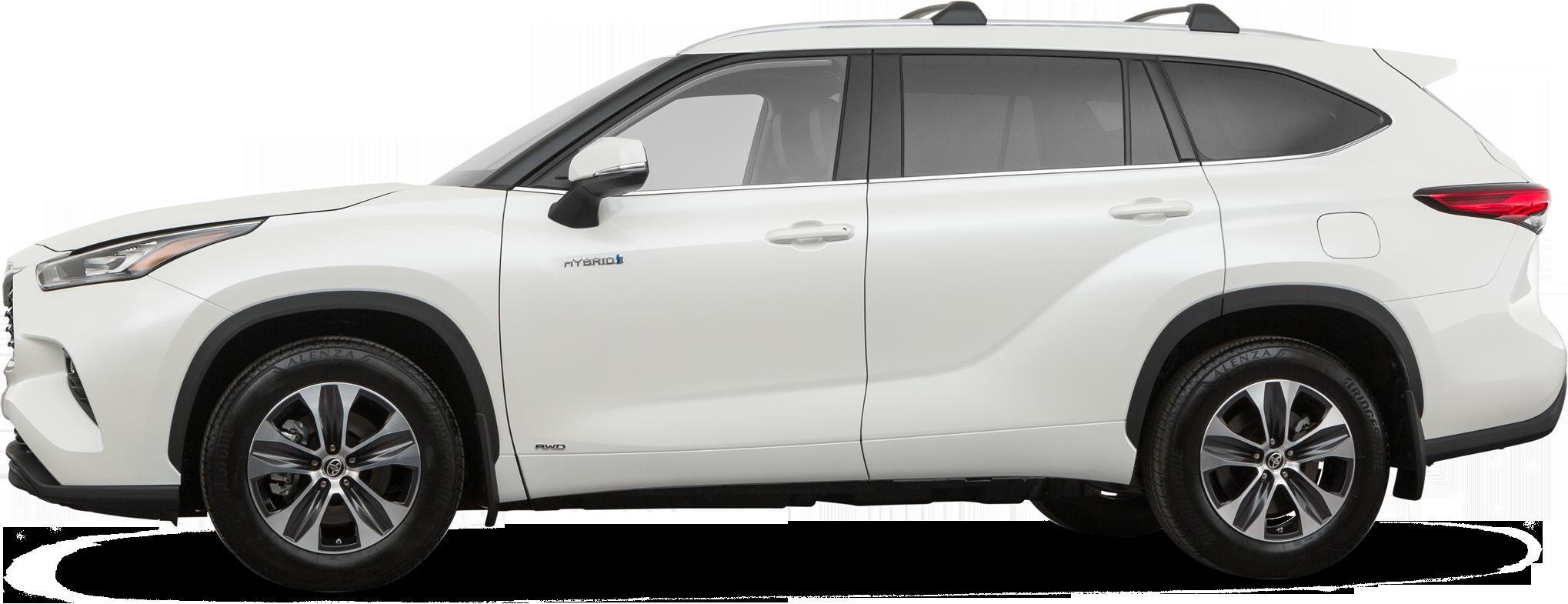 2021 Toyota Highlander Hybrid SUV XLE