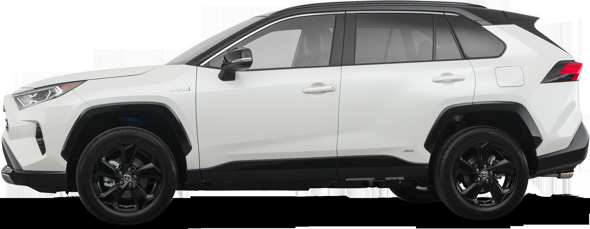 2021 Toyota RAV4 Hybrid SUV XSE