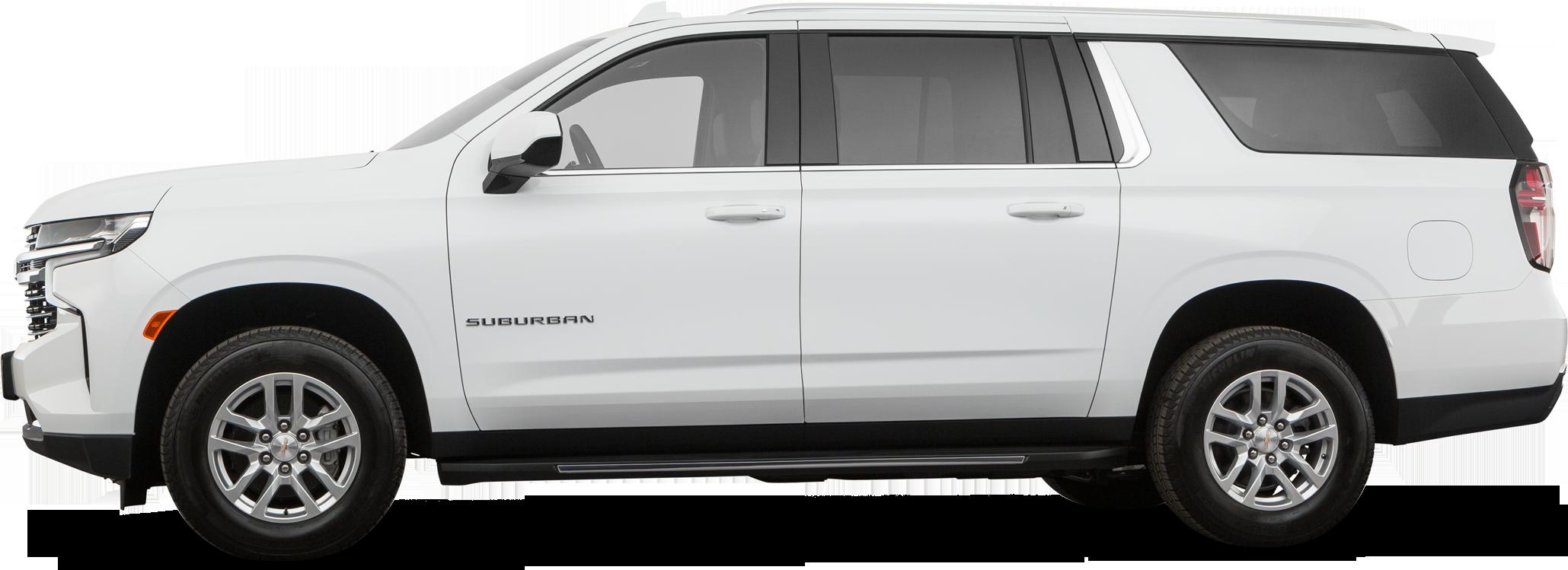 2021 Chevrolet Suburban SUV LT