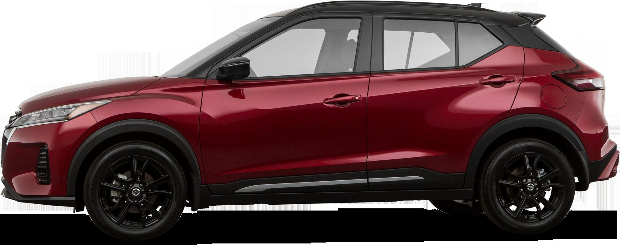 2021 Nissan Kicks SUV SR