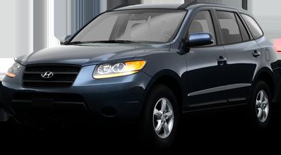 Current 2008 Hyundai Santa Fe SUV Special Offers