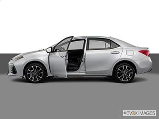 New 2019 Toyota Corolla XSE black sand pearl exterior black interior 18l i-4 cyl Stock 32192