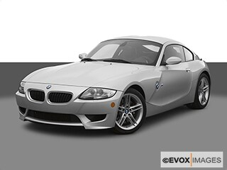 Current 2008 BMW Z4M Coupe Special Offers