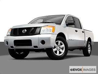 2011 Nissan Titan  of Los Angeles