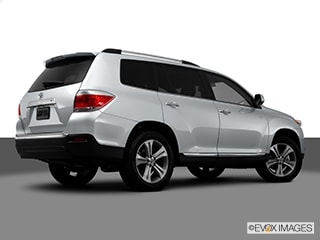 2012 Toyota Highlander of Dallas