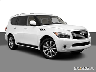 2012 Infiniti QX56 of Frisco