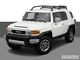 2012 Toyota FJ Cruiser of Dallas